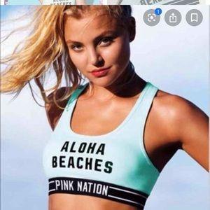 VS PINK Aloha Beaches Size Small